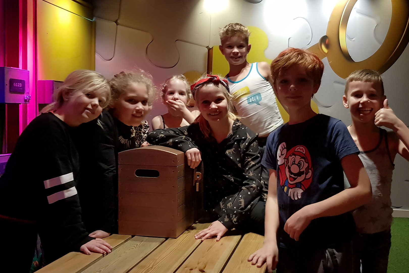 Kids Escape Room Joure